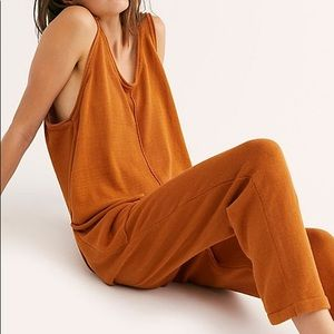 NWT Free People beach slouchy knit jumper